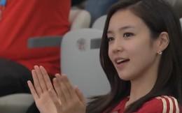 """Nữ MC Hàn Quốc có """"nụ cười đổi đời"""" tại World Cup 2014 giờ ra sao?"""