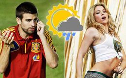World Cup 2010: Nơi tình yêu bắt đầu của Pique và Shakira