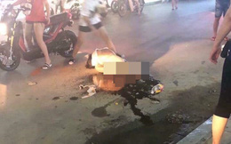 Cô gái bị lột đồ, đổ nước mắm, muối ớt lên người: Sự xuất hiện của người đàn ông lạ gây xôn xao