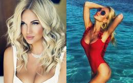 Hoa hậu Nga là đại sứ World Cup 2018: Thân hình bốc lửa, tình trường phong phú