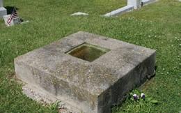 Bí ẩn về ngôi mộ khiến người sống có thể nhìn thấy người chết