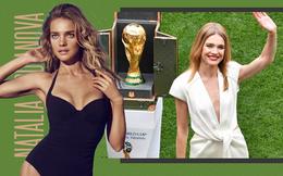 Mỹ nhân giới thiệu cúp vàng World Cup: 5 con vẫn đẹp rực lửa, sống xa hoa bên chồng tỷ phú