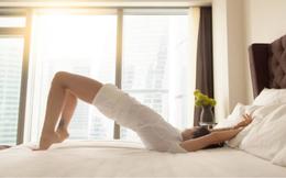 Cách giảm cân hiệu quả mà không cần ra khỏi giường: Ngay cả người lười cũng có thể áp dụng