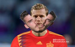 """Không phải De Gea, người """"biếu"""" bàn thắng cho Ronaldo là Karius của Liverpool?"""
