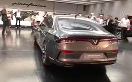 [Video] Cận cảnh hai mẫu xe của Vinfast chuẩn bị xuất hiện tại triển lãm xe danh giá nhất thế giới