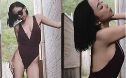 Tóc Tiên khoe thân hình nóng bỏng, đẹp từng centimet với bikini