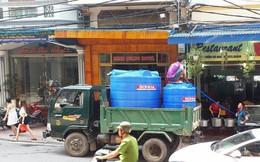 """Đảo Cát Bà """"quay quắt"""" vì thiếu nước ngọt, dân phải mua giá cao"""