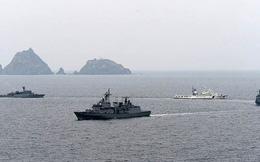 Hàn Quốc tập trận ở đảo tranh chấp, Nhật Bản phản đối kịch liệt