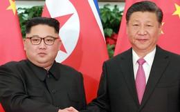 Ông Kim Jong-un và phu nhân hội kiến Chủ tịch Tập Cận Bình, TQ cam kết ủng hộ Triều Tiên