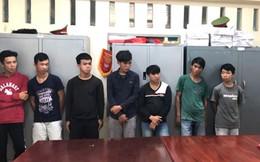 Tạm giữ hơn 40 đối tượng kích động, gây rối ở Tiền Giang
