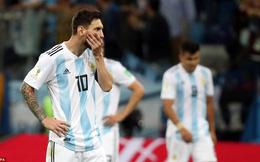 """""""Nghỉ hưu ngay đi, trước khi mất mặt hơn nữa, Messi!"""""""