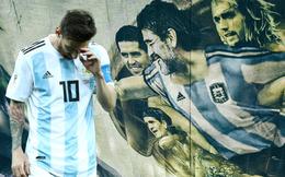 """Maradona: """"Muốn Messi làm phù thủy, phải ném cho cậu áo choàng và cây chổi đã chứ!"""""""