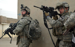 Cận cảnh hoạt động tuần tra của lính Mỹ trên khắp thế giới