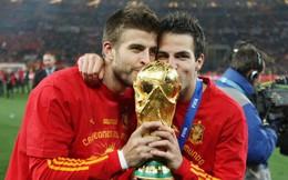 Không dự World Cup, Fabregas lại gây tranh cãi, lần này là về Cris Ronaldo