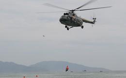 Trung đoàn 930, Sư đoàn 372: Huấn luyện bay cứu hộ, cứu nạn trên biển