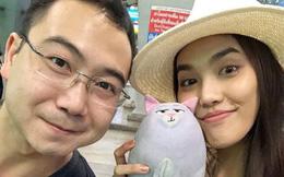 Gia thế khủng của Tuấn John - chồng sắp cưới Hoa khôi Lan Khuê: Doanh nhân giàu có, cháu nội người đàn bà thép Tư Hường