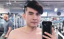 Đan Trường khoe thân hình vạm vỡ ở tuổi 42