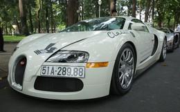Cận cảnh chi tiết ông hoàng tốc độ Bugatti Veyron giá 50 tỷ của ông Đặng Lê Nguyên Vũ trong Hành trình từ trái tim