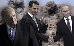 Nga chớp thời cơ tấn công mặt trận Tây Nam Syria nhân lúc Mỹ lơ là