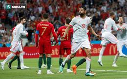 TBN ngả mũ trước Morocco, BĐN thót tim vì Iran