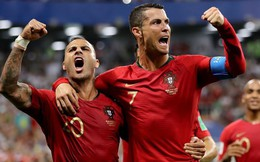 """Ronaldo đá hỏng penalty, Bồ Đào Nha """"tim đập chân run"""" bước vào vòng 1/8"""