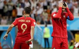 Cận cảnh 90 phút kinh hoàng của Ronaldo: Bế tắc, sút hỏng penalty và suýt nhận thẻ đỏ
