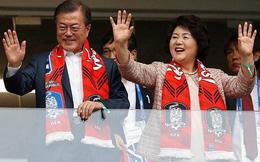 Tổng thống Moon Jae-in ngỏ ý Hàn Quốc-Triều Tiên đồng đăng cai VCK World Cup 2030