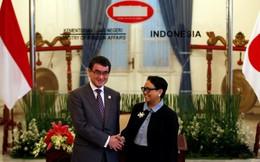 Nhật Bản chi tiền giúp Indonesia phát triển nghề cá ở rìa Biển Đông