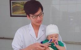 Bắc Giang: Bé 8 tháng tuổi vỡ lún xương sọ vì cú ngã từ giường xuống đất