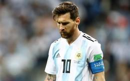 Huyền thoại Argentina: Chúng ta có hàng triệu vấn đề, và tất cả đổ hết lên đầu Messi