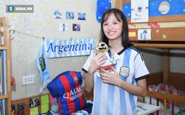 """""""Con nợ"""" Messi và lời cổ vũ đặc biệt từ Việt Nam"""