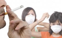 2/3 phụ nữ Việt phơi nhiễm với khói thuốc lá ngay tại gia đình