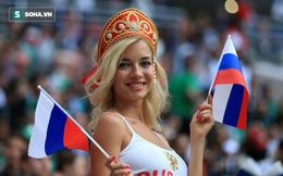 """Fan nữ """"đẹp nhất World Cup"""" khóc suốt đêm vì bị gọi là diễn viên phim """"người lớn"""""""