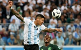 """Tranh cãi: Trọng tài """"cướp trắng"""" penalty của Nigeria, giúp Argentina đi tiếp?"""