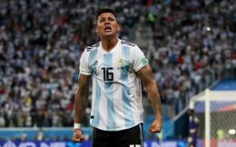 """Rojo: Phút 76 bị cả Argentina nguyền rủa, phút 86 thay Messi đóng vai """"anh hùng dân tộc"""""""
