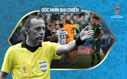 Góc nhìn đại chiến: Dù Messi và Argentina xứng đáng hay không, Nigeria nên tự trách mình