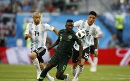 World Cup 2018: 2 kỷ lục không mấy vui vẻ đằng sau chiến thắng nhọc nhằn của Argentina