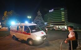 Nga sơ tán khẩn cấp khách sạn ở thành phố tổ chức World Cup