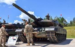 Nga phẫn nộ khi dàn xe tăng của NATO bất ngờ tung hỏa lực