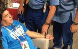 """Maradona: """"Xin lỗi vì đã bắt các bạn phải lo lắng cho tôi"""""""