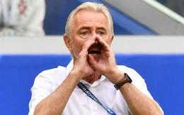 Australia bị loại, HLV Van Marwijk chính thức ra đi