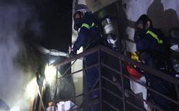 Ngủ say sau khi xem World Cup, nhà cháy vẫn không hay biết
