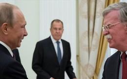 Cố vấn an ninh quốc gia Mỹ quay ngoắt 180 độ khi gặp Tổng thống Putin