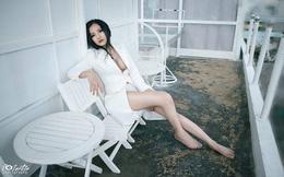 """Lý Phương Châu nói về bộ ảnh sexy đầu đời: """"Tôi 28, gợi cảm chứ không gợi dục"""""""