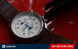 Con trai làm vỡ đồng hồ đắt tiền, phản ứng của ông bố khiến cả nhà trải qua 1 ngày tồi tệ