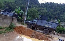Chủ tịch xã kể về hành trình cảnh sát dùng xe bọc thép vây bắt tội phạm trốn nã ở Sơn La