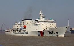 Trung Quốc quân sự hóa toàn bộ lực lượng chấp pháp trên biển
