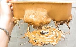 """Đỉnh cao thảm họa của ngành nấu ăn: """"Caramel cháy cạnh"""" thành hình cái nồi!"""