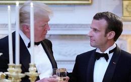 Ông Trump khuyên ông Macron: EU còn tệ hơn Trung Quốc, sao ông không rời khỏi đó?