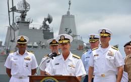 Đô đốc Mỹ: Hoạt động phi pháp của TQ ở Biển Đông trái ngược với mục đích tập trận RIMPAC